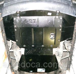 Защита двигателя Audi 100 С4 - фото №8