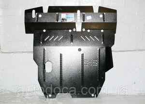 Защита двигателя Mitsubishi Lancer 9 - фото №2