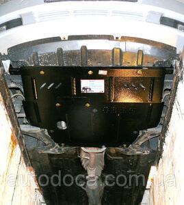 Защита двигателя Geely Emgrand EC7 - фото №3