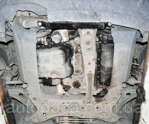 Защита двигателя Jeep Patriot - фото №4