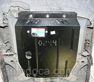Защита двигателя Jeep Patriot - фото №3