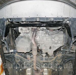 Защита двигателя Skoda Fabia 2 - фото №10