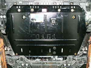 Захист двигуна Toyota Corolla E16 / E17 - фото №3