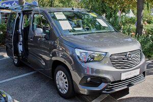 Защита двигателя Opel Combo E - фото №5