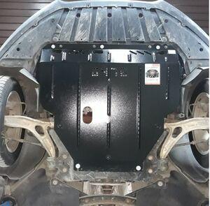 Защита двигателя Ford Focus 3 EcoBoost - фото №6