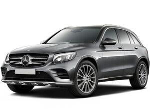 Защита двигателя Mercedes-Benz GLC X253 - фото №1