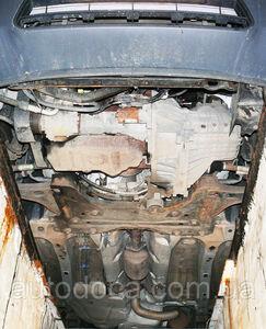 Защита двигателя Ford Connect - фото №7