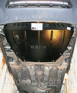 Защита двигателя Ford Connect - фото №6