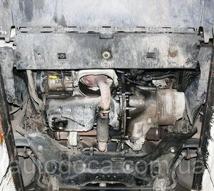 Защита двигателя Citroen Berlingo 2 (B9) - фото №5