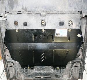 Защита двигателя Citroen Berlingo 2 (B9) - фото №4