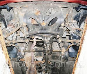 Защита двигателя Chevrolet Niva - фото №4