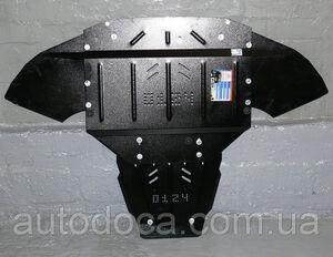 Захист двигуна Audi A6 C6 - фото №3