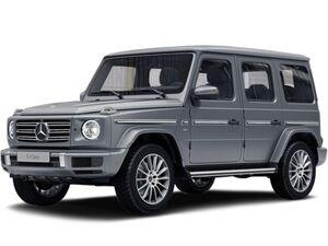 Защита двигателя Mercedes-Benz G500 - фото №1