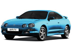 Защита двигателя Toyota Celica 6 - фото №1
