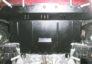Защита двигателя Fiat Linea - фото №3