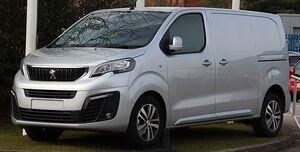 Защита двигателя Peugeot Expert 3 - фото №3