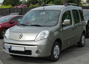 Захист двигуна Renault Kangoo 2 - фото №10