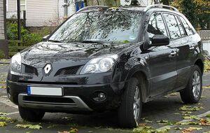 Защита двигателя Renault Koleos 1 - фото №3