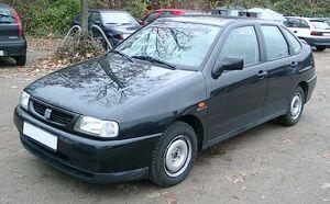 Защита двигателя Seat Cordoba 1 - фото №5