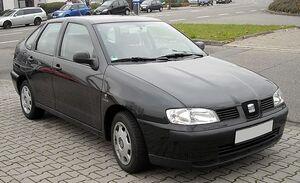 Защита двигателя Seat Cordoba 1 - фото №4