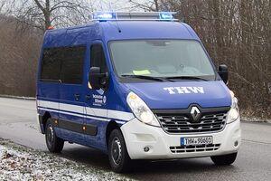 Защита двигателя Renault Master 3 - фото №5