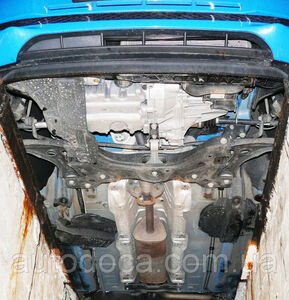 Защита двигателя Volkswagen Up - фото №6