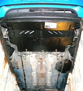 Защита двигателя Volkswagen Up - фото №5