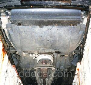 Защита двигателя Peugeot 407 - фото №6