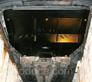 Защита двигателя Peugeot 407 - фото №5