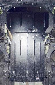 Защита двигателя Subaru XV - фото №4