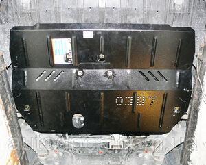 Захист двигуна Ford Mondeo 5 - фото №7