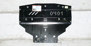 Защита двигателя BMW X3 E83 - фото №4