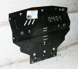 Защита двигателя BMW X3 E83 - фото №3
