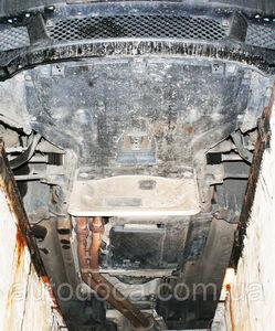 Защита двигателя BMW X3 E83 - фото №6