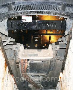 Защита двигателя BMW X3 E83 - фото №5