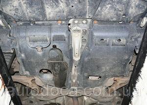 Защита двигателя Toyota Avensis 2 - фото №6