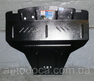 Защита двигателя Subaru Legacy 4 - фото №10