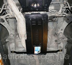 Защита двигателя Subaru Legacy 4 - фото №15