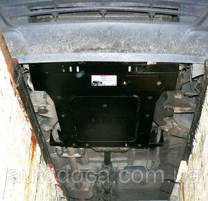 Защита двигателя Mercedes-Benz Vito W639 - фото №11