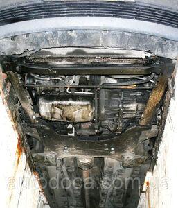 Защита двигателя Renault Vel Satis - фото №4
