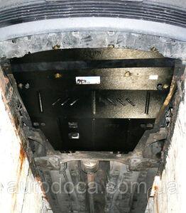 Защита двигателя Renault Vel Satis - фото №3