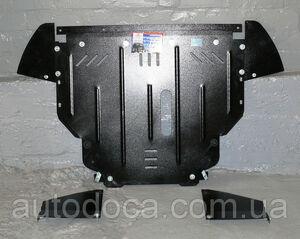 Защита двигателя Fiat Grande Punto - фото №4
