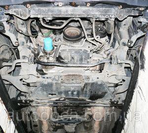 Защита двигателя Infiniti FX35 - фото №5