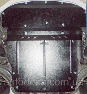 Защита двигателя Nissan Leaf - фото №3