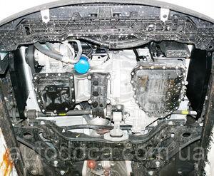 Защита двигателя Hyundai i-20 - фото №3