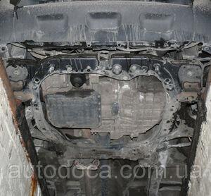 Защита двигателя Kia Sorento 2 - фото №8