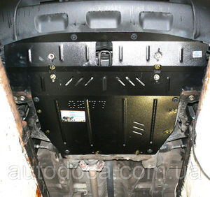 Защита двигателя Kia Sorento 2 - фото №7
