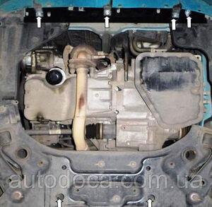 Захист двигуна Suzuki Splash - фото №4