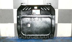 Защита двигателя Opel Zafira C Tourer - фото №4