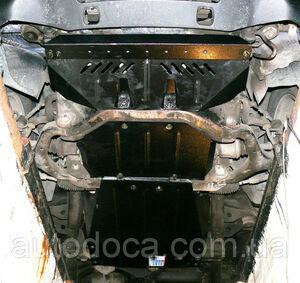 Защита двигателя Ssang Yong Kyron - фото №6